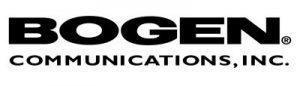 Bogen Communications, Inc. logo.