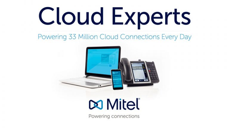 Mitel is a cloud expert.