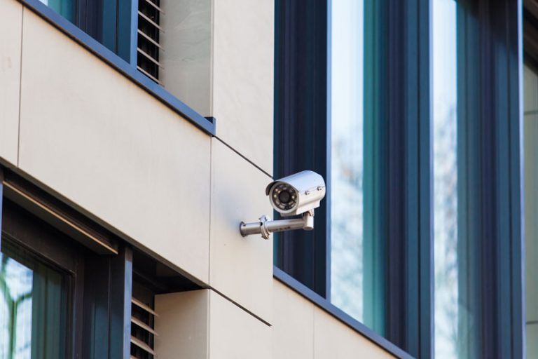 Use video surveillance to make your property and personnel safe.