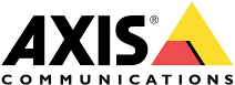 Axis communications logo.