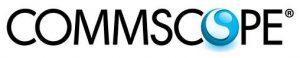 Commscope logo.